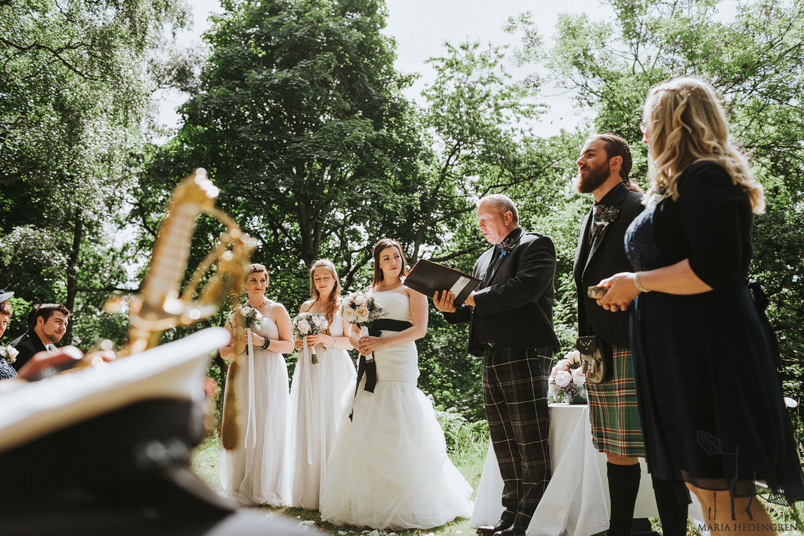 Comrie Croft Weddings