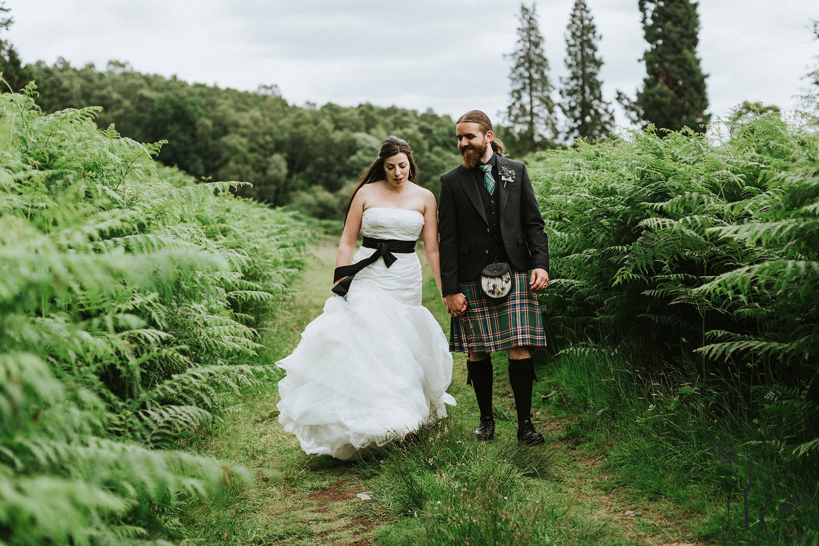 perthshire wedding
