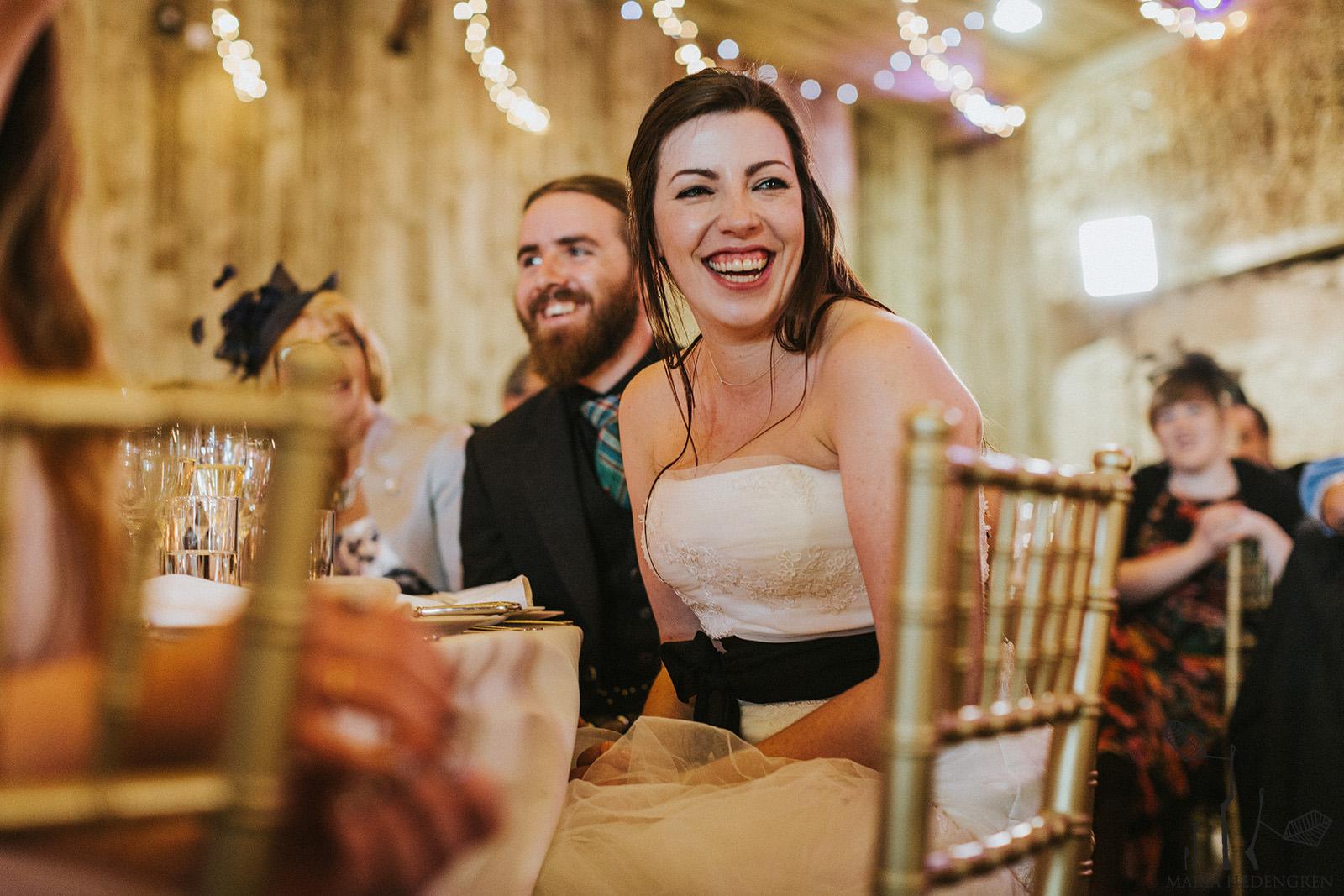 scottish barn wedding