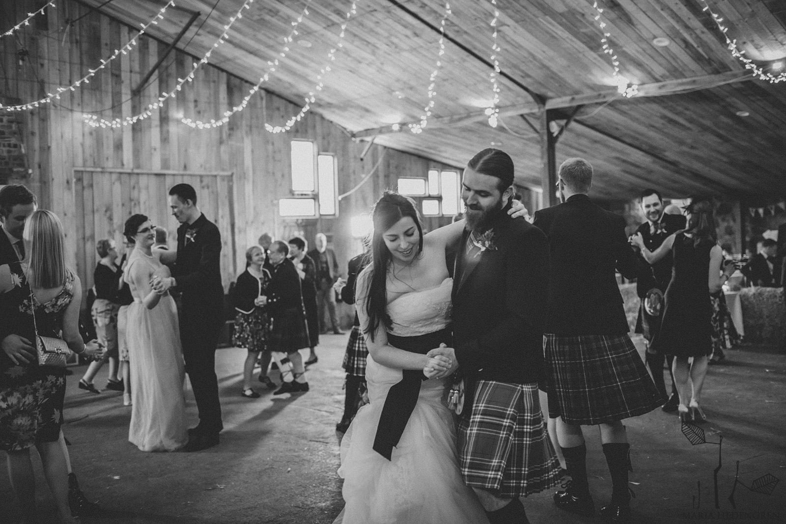 scottish dances