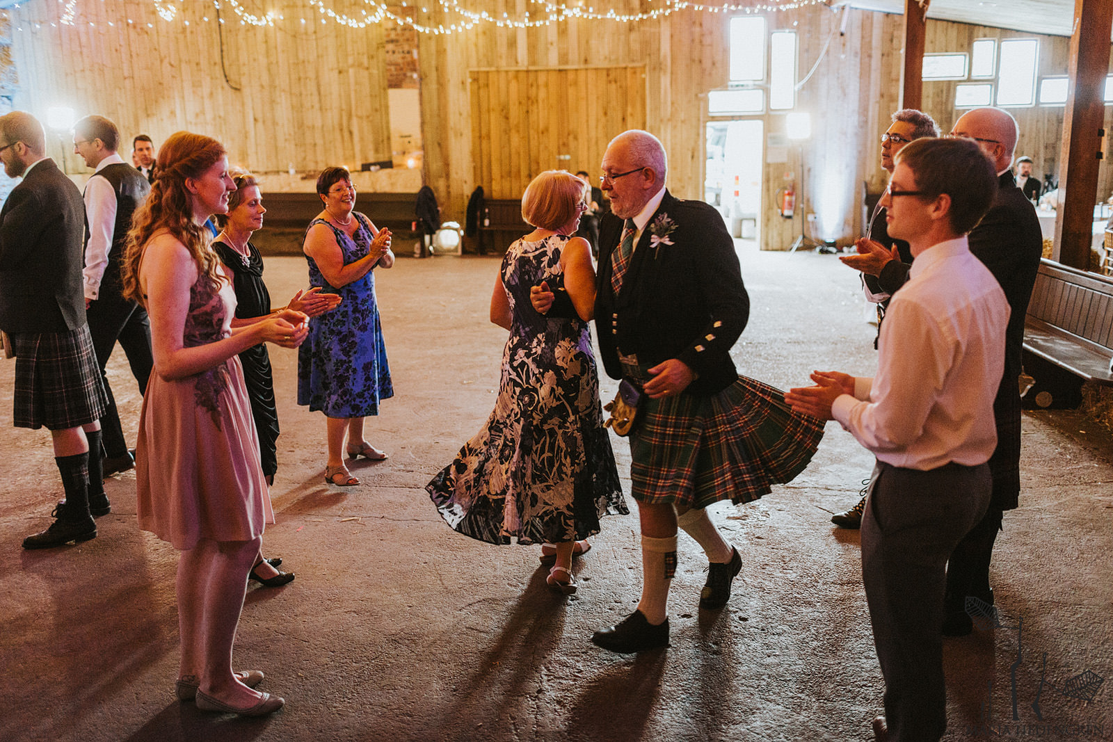 scottish wedding dances