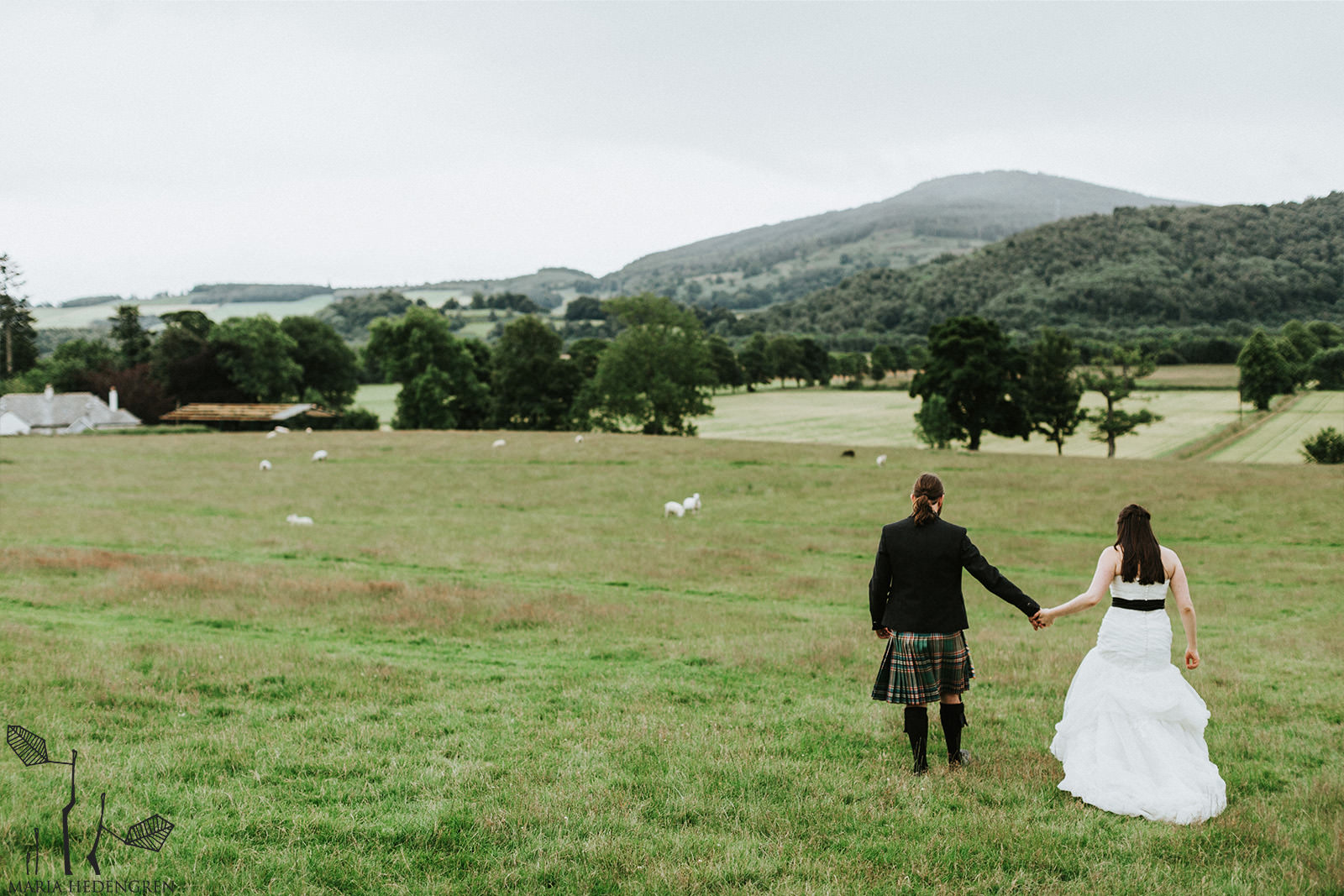 scottish highlands wedding