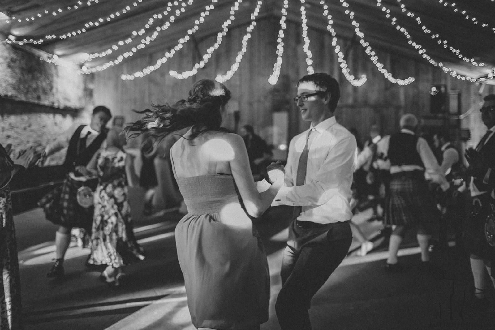Ceilidh dance