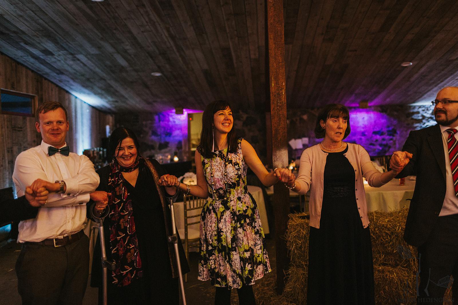 ceilidh wedding