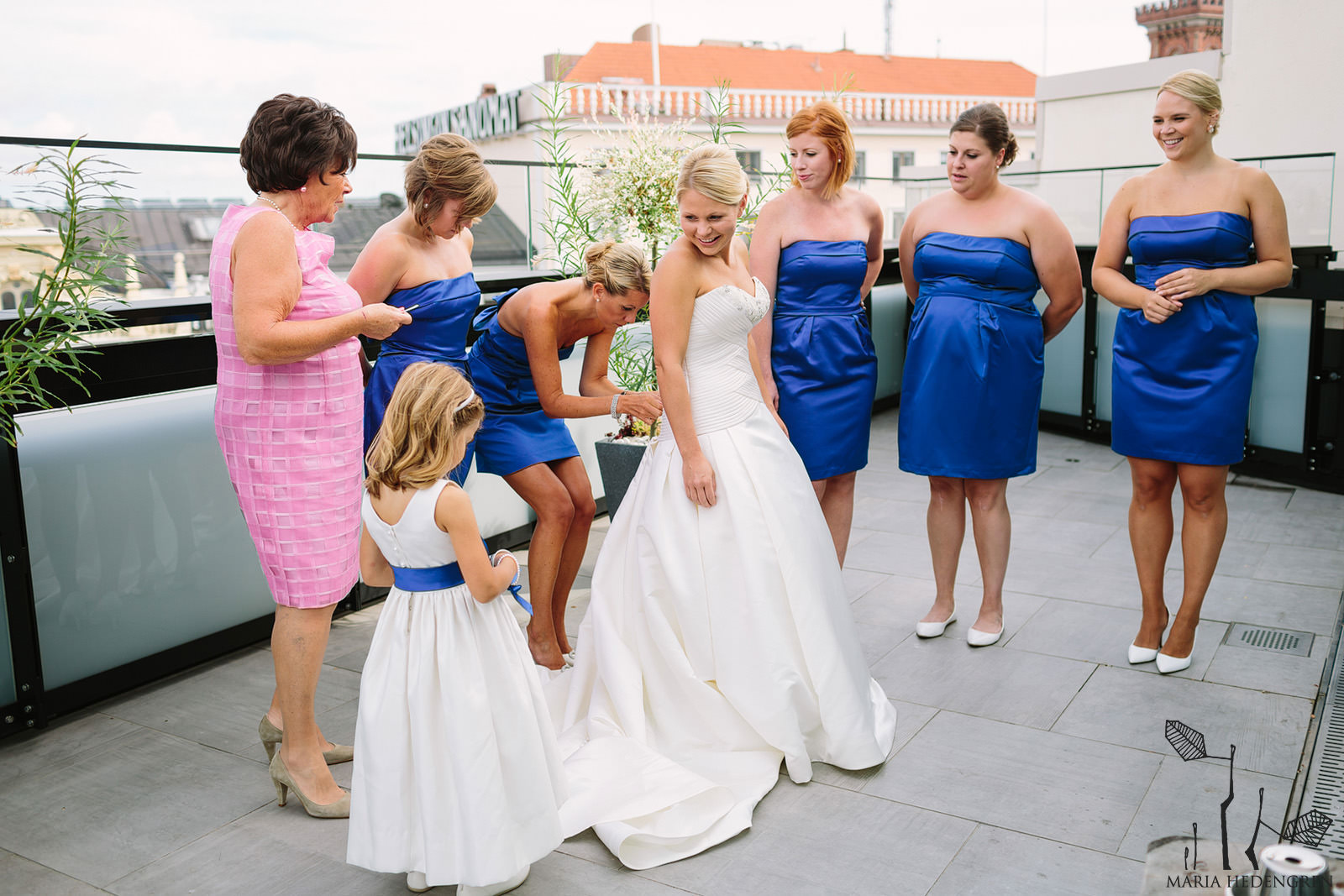 sorority wedding