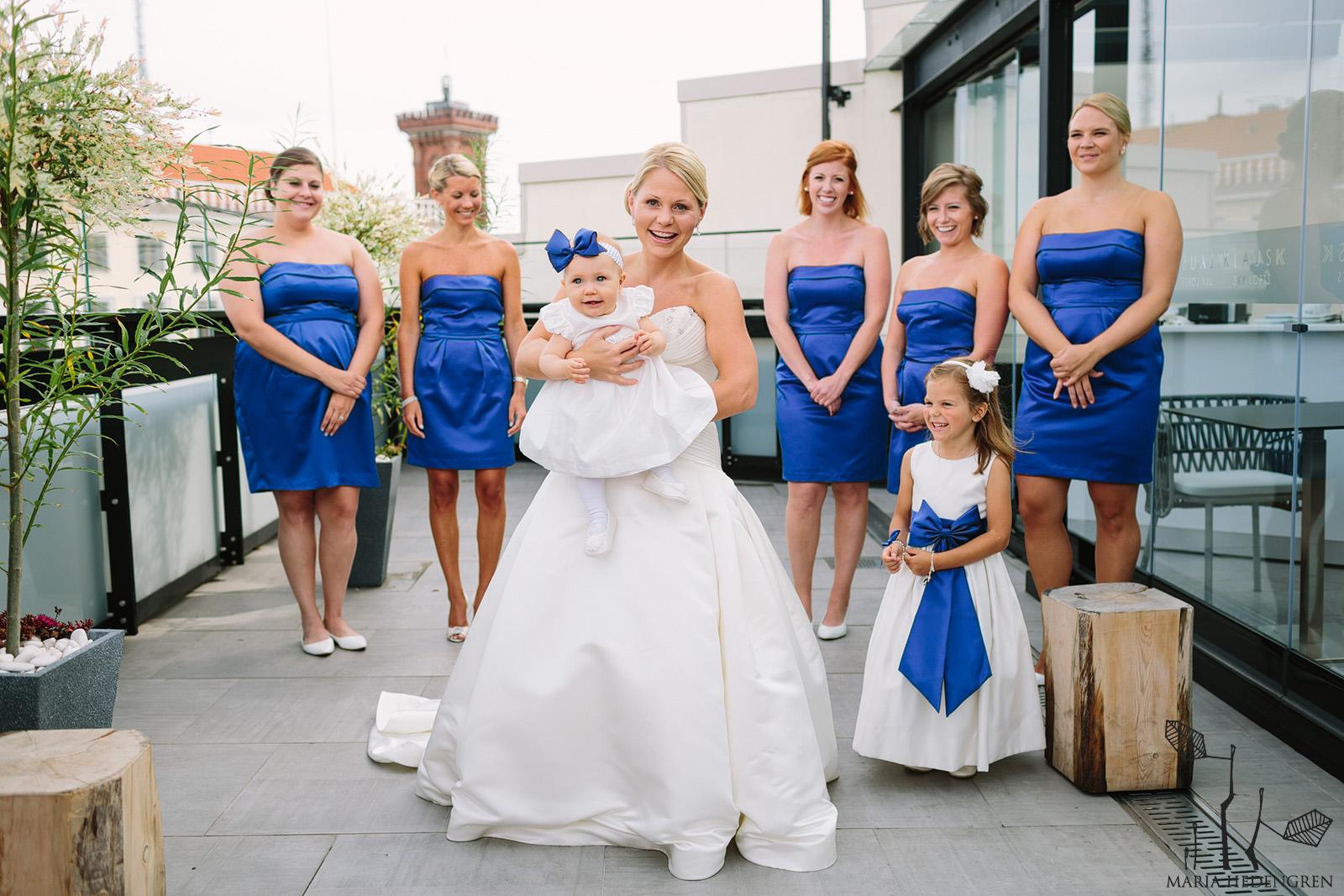 sorority wedding