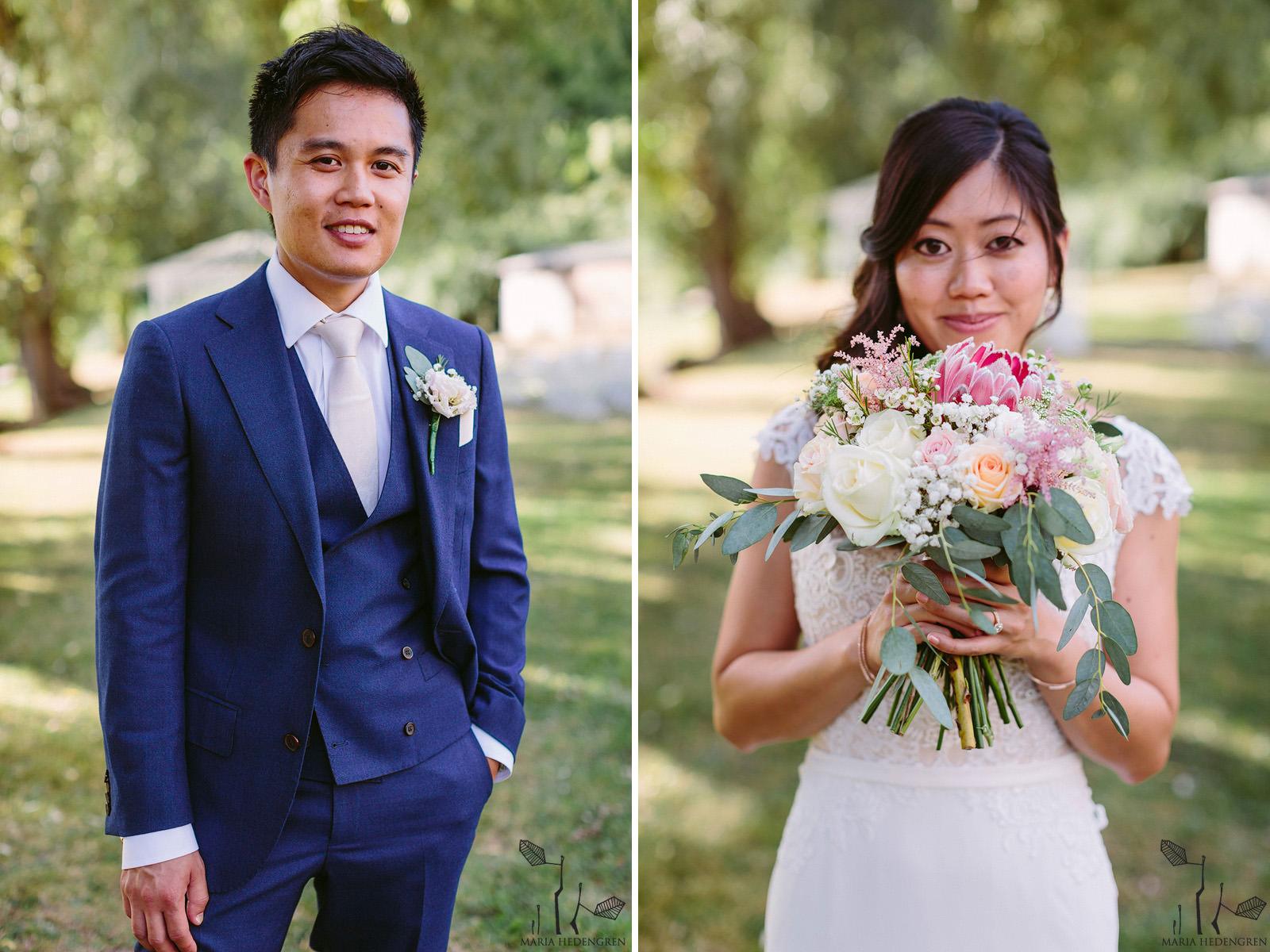 Lagorce wedding