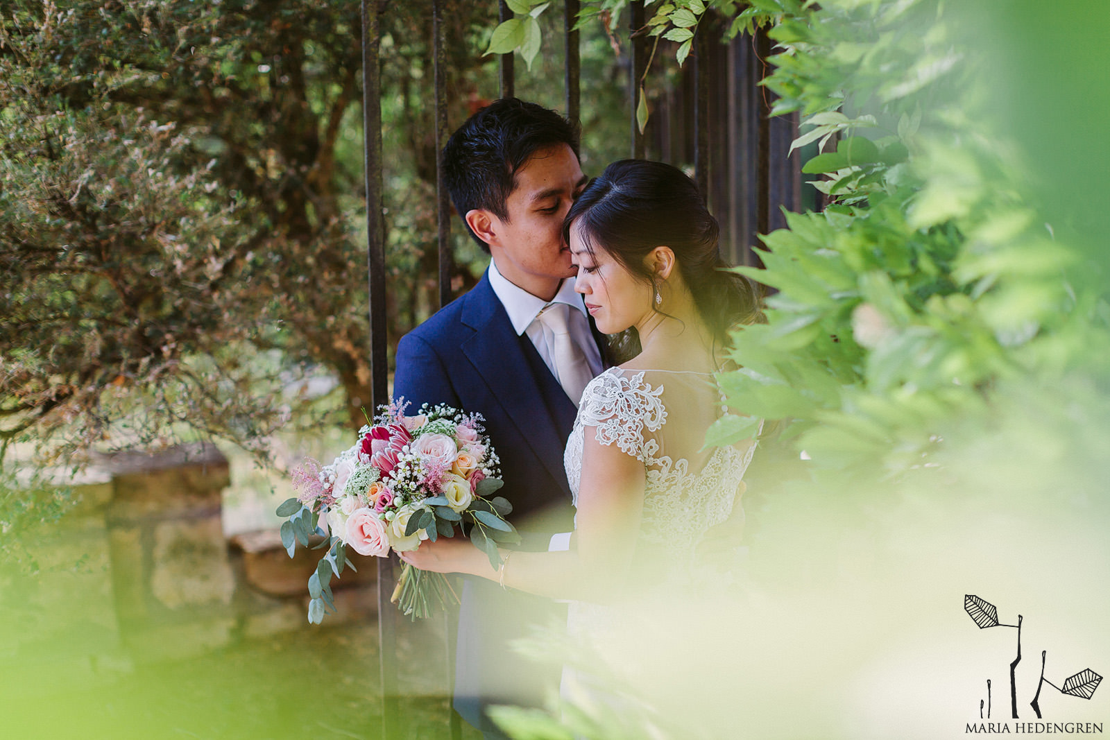Lagorce wedding photographer