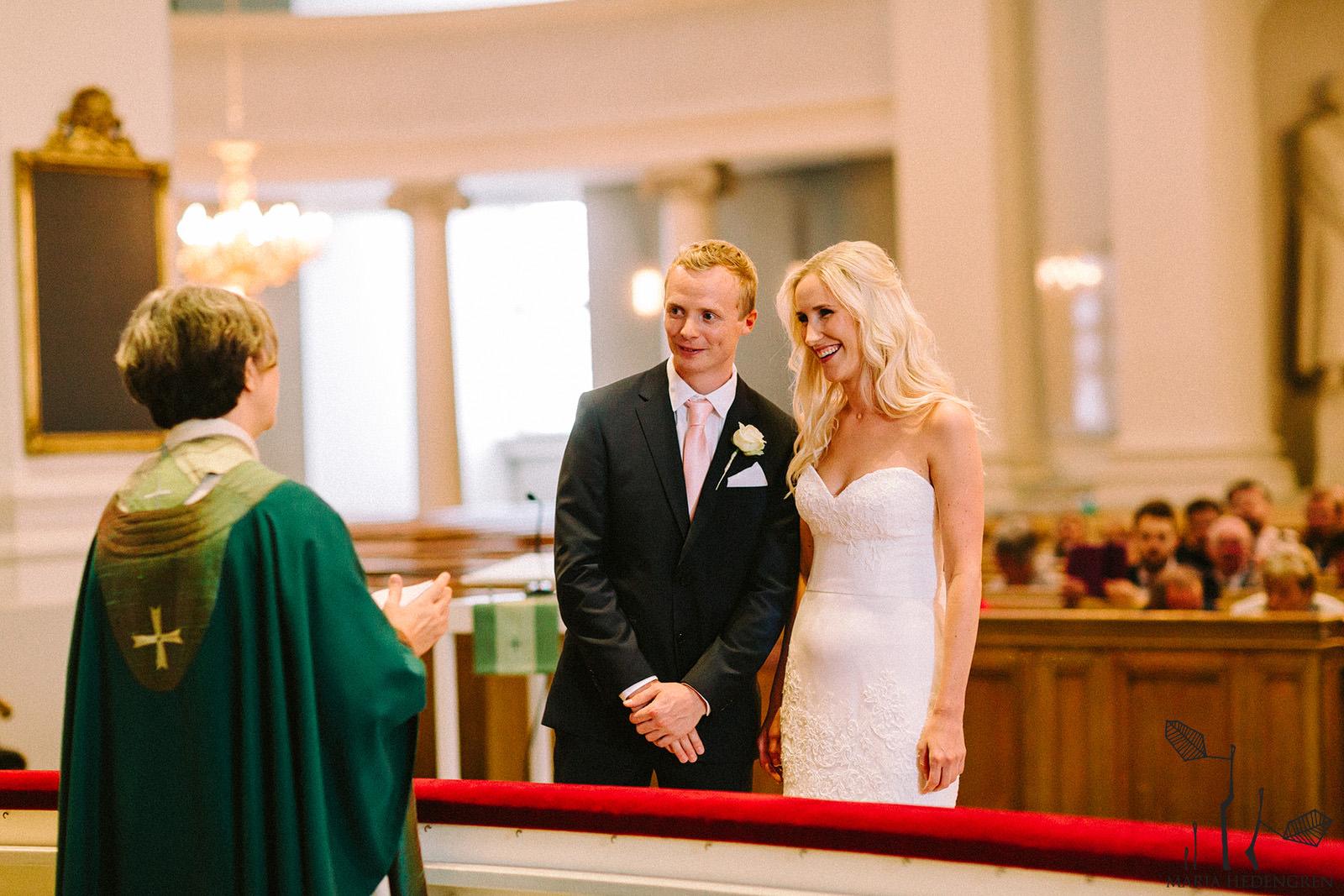 Helsinki tuomiokirkko wedding