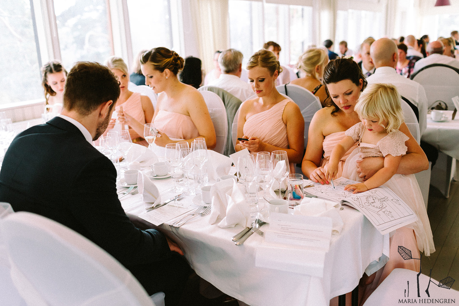 wedding at Ravintola Alia