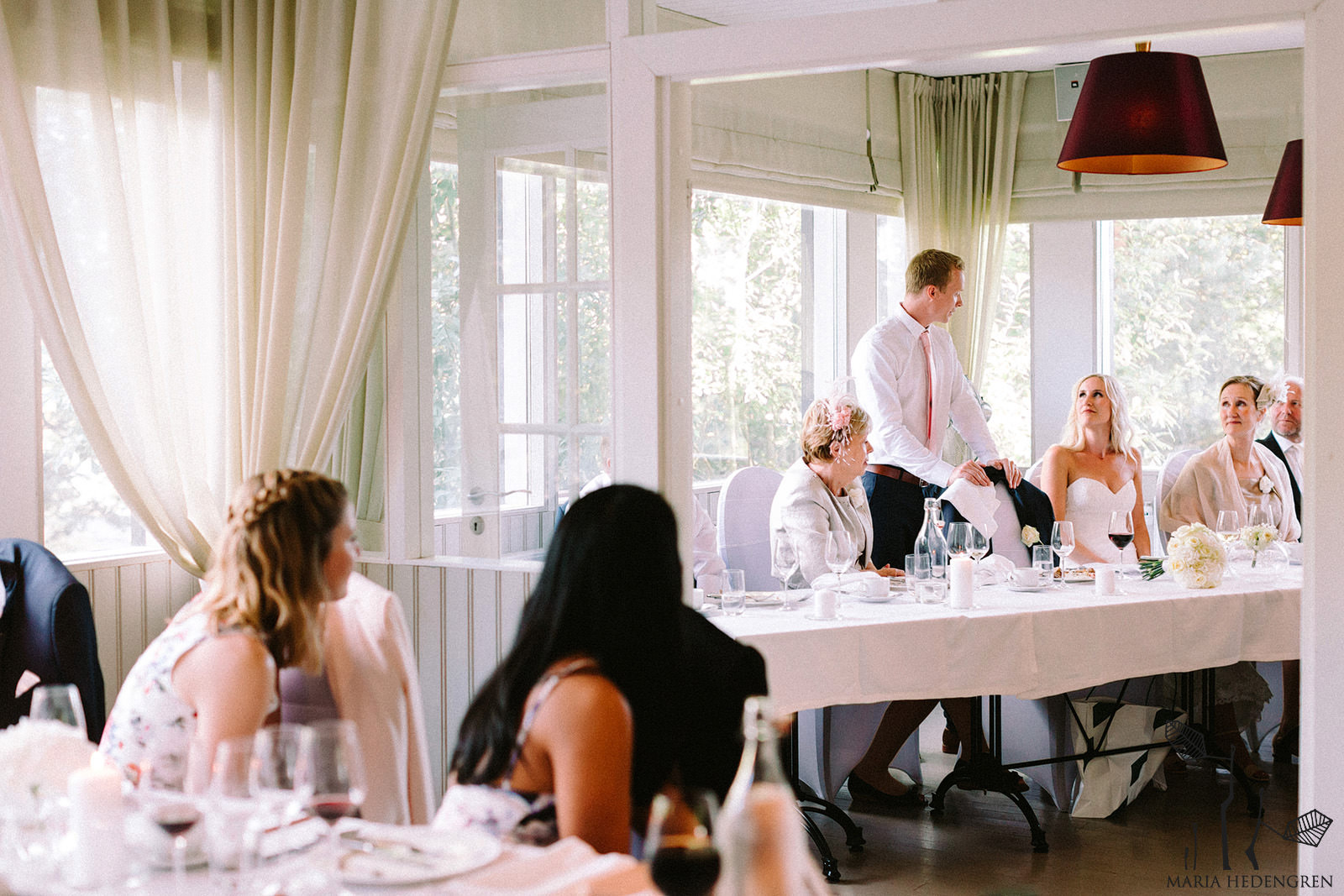 Ravintola Alia wedding