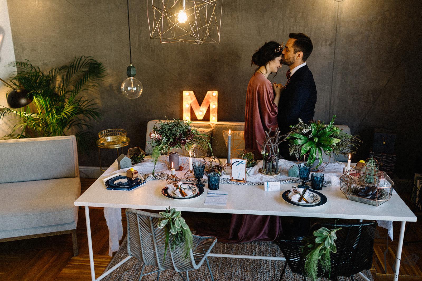 architect wedding