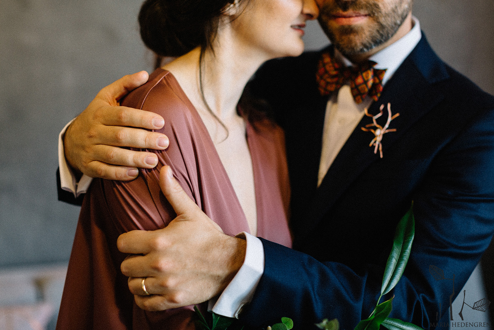 nordic destination wedding