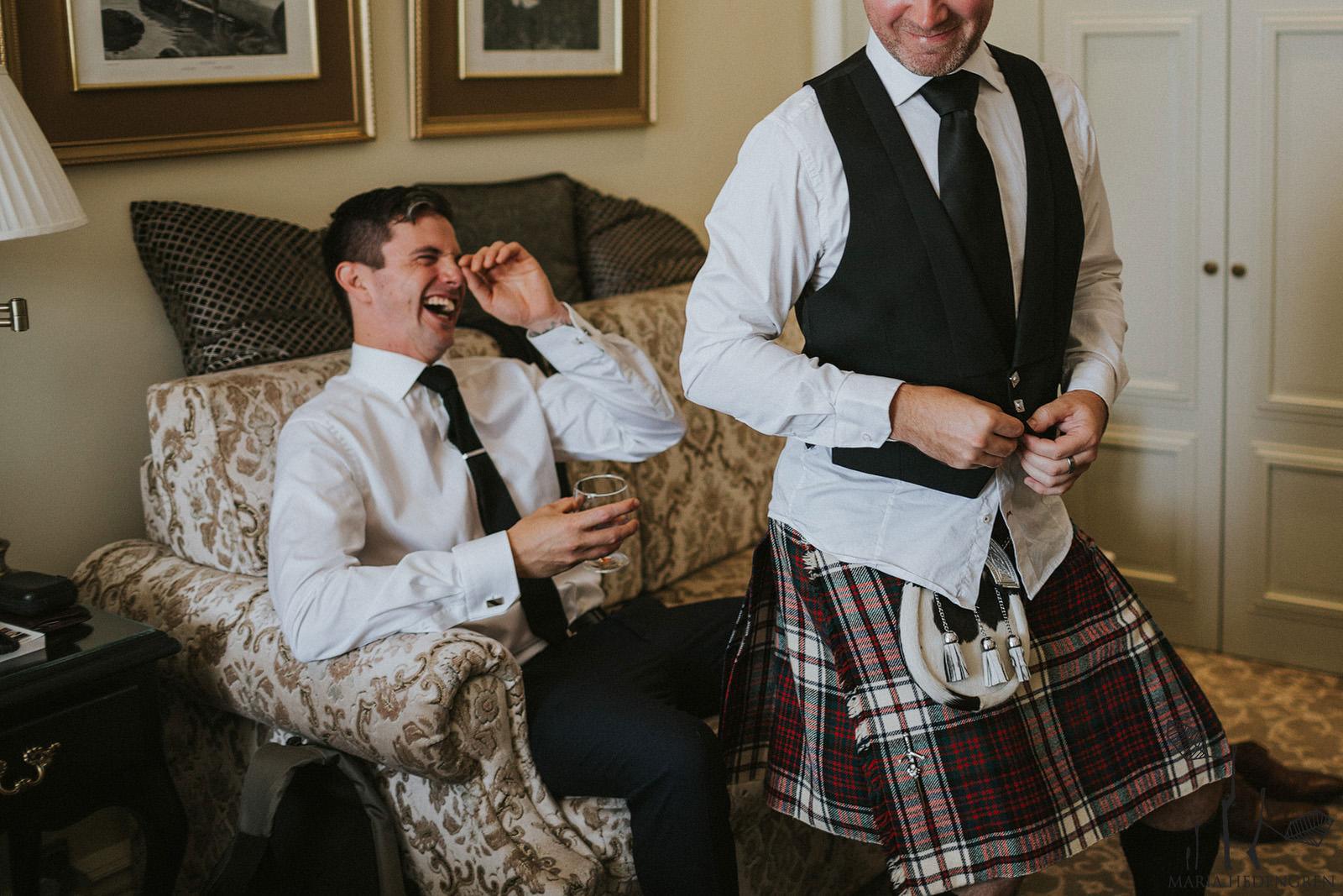 scottish wedding finland