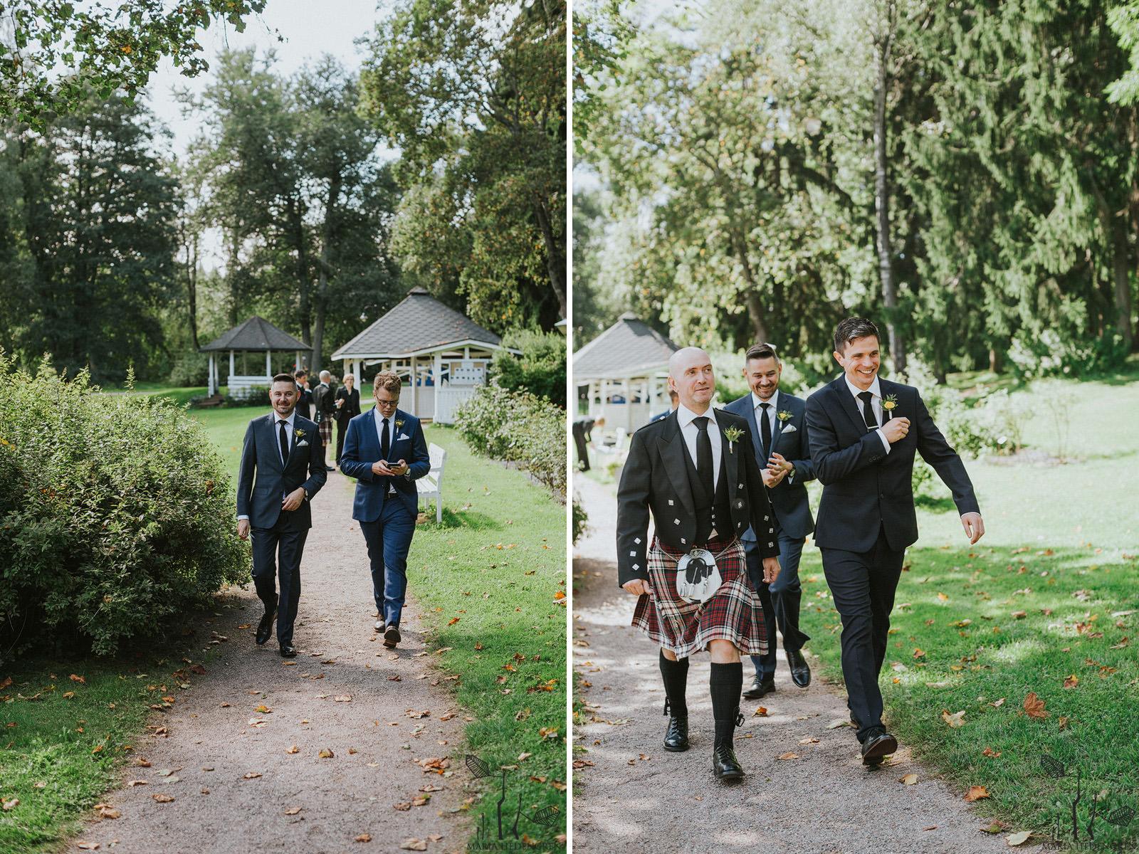 Villa Haikko wedding