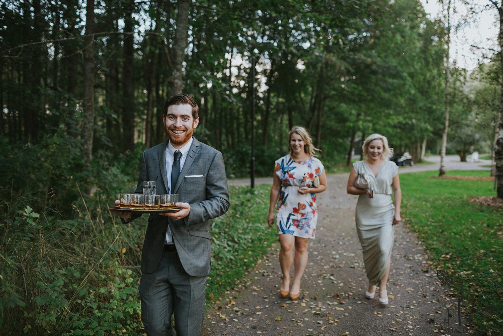 wedding treasure hunt