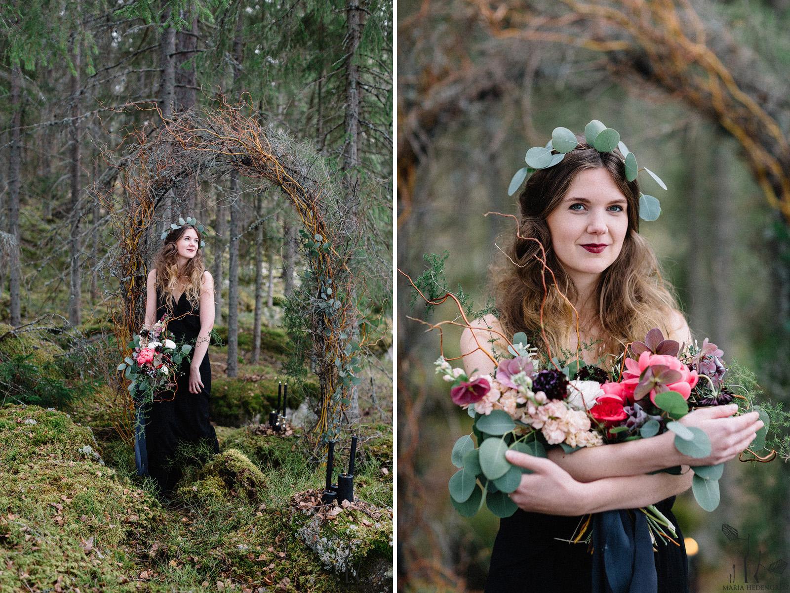 enchanted wedding theme