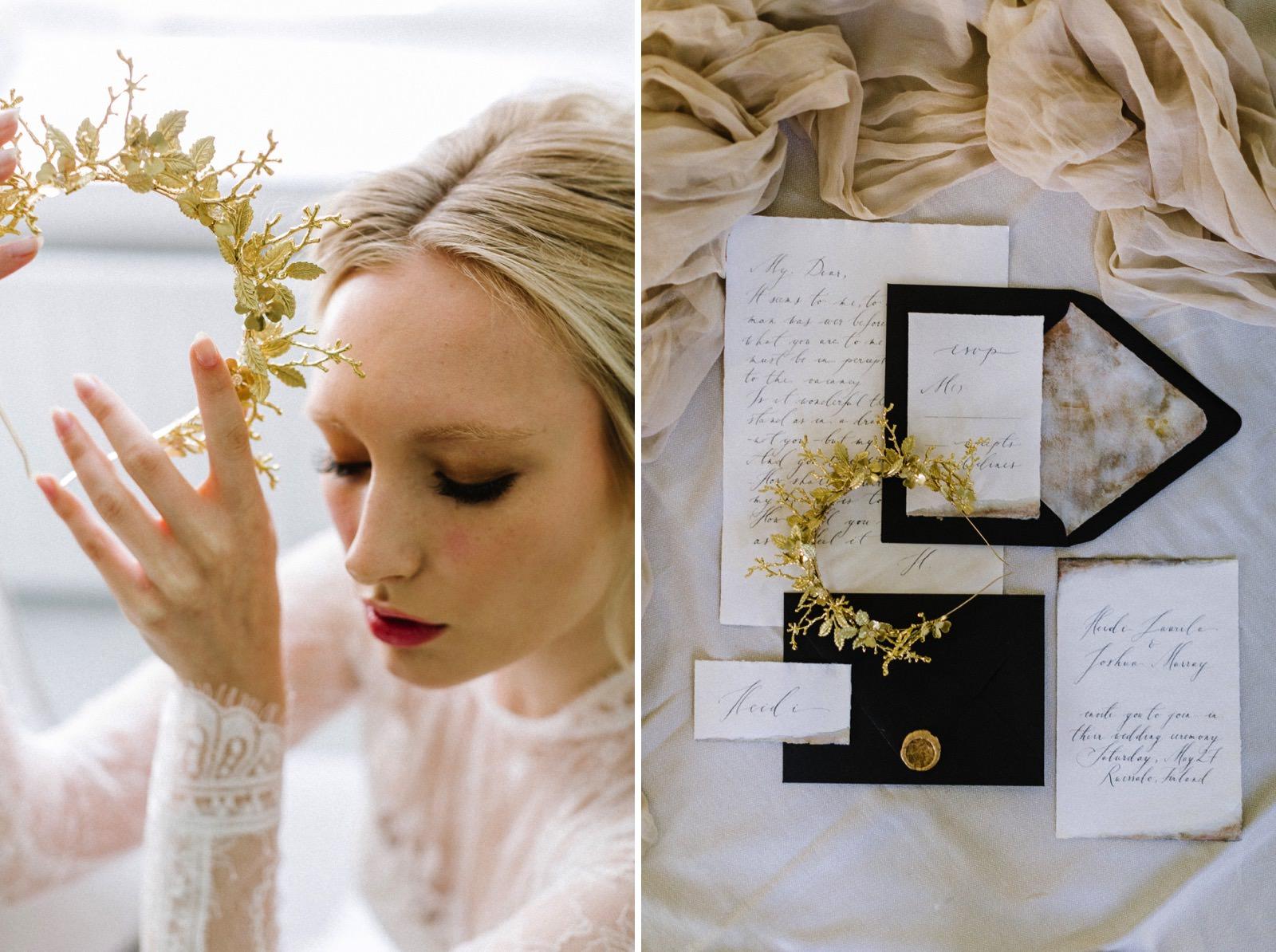 Aino bridal