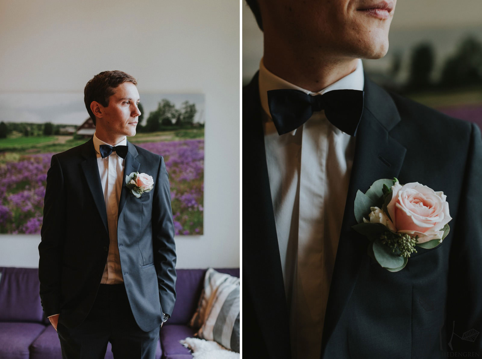 French groom