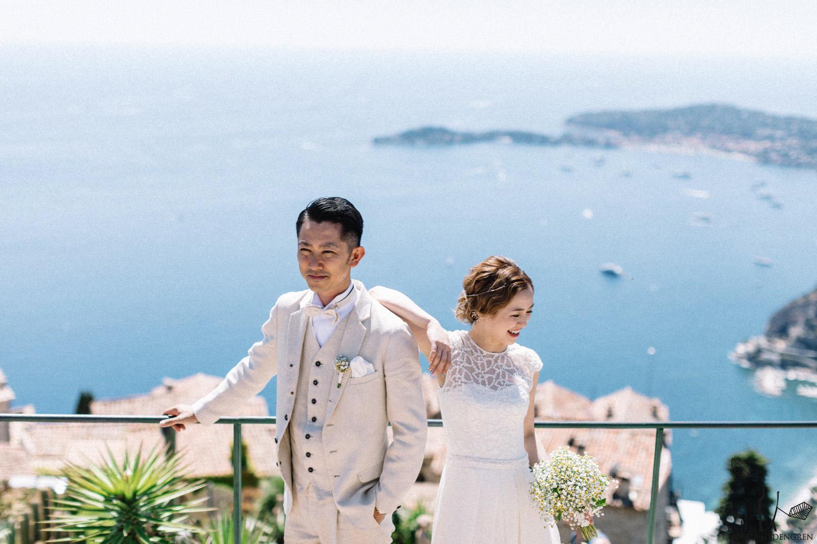 Mariage en Nice France