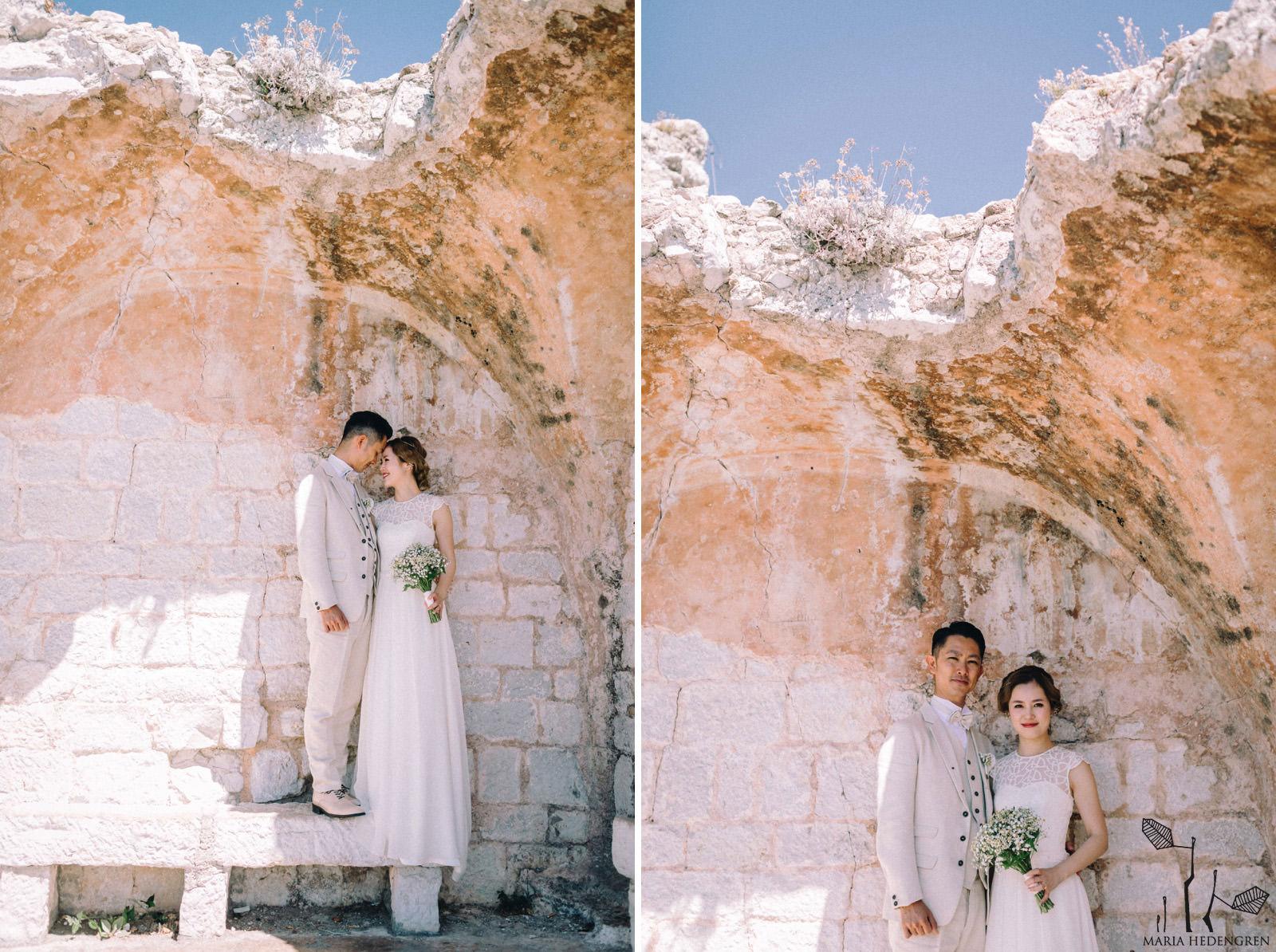 Eze pre wedding photosession