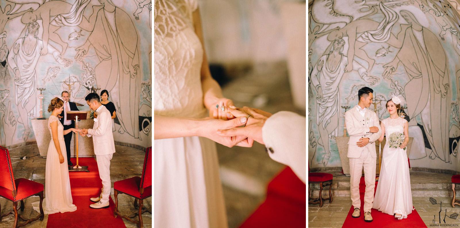 Japanese wedding France