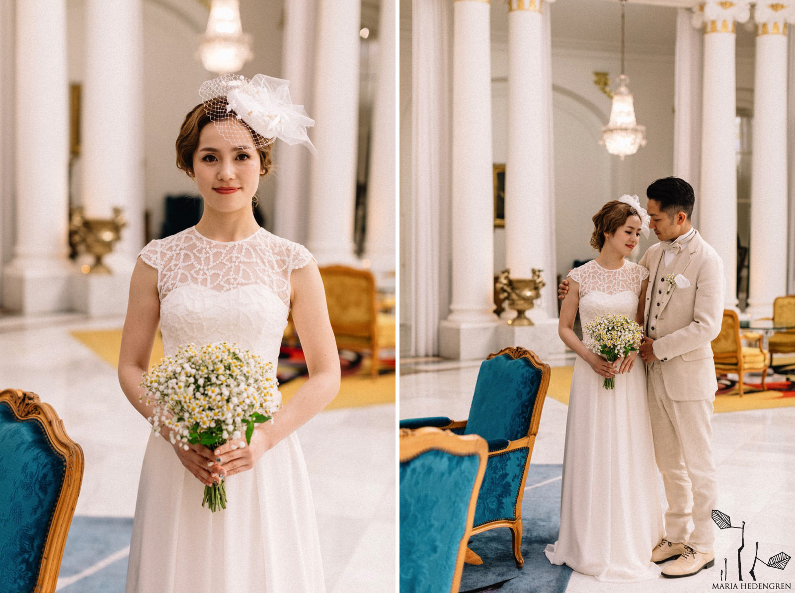 le Negresco wedding