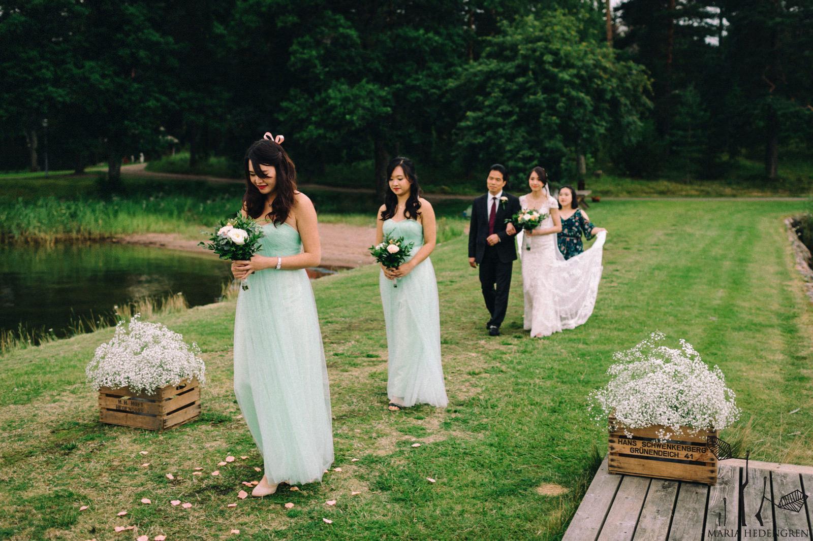vietnamese wedding Finland