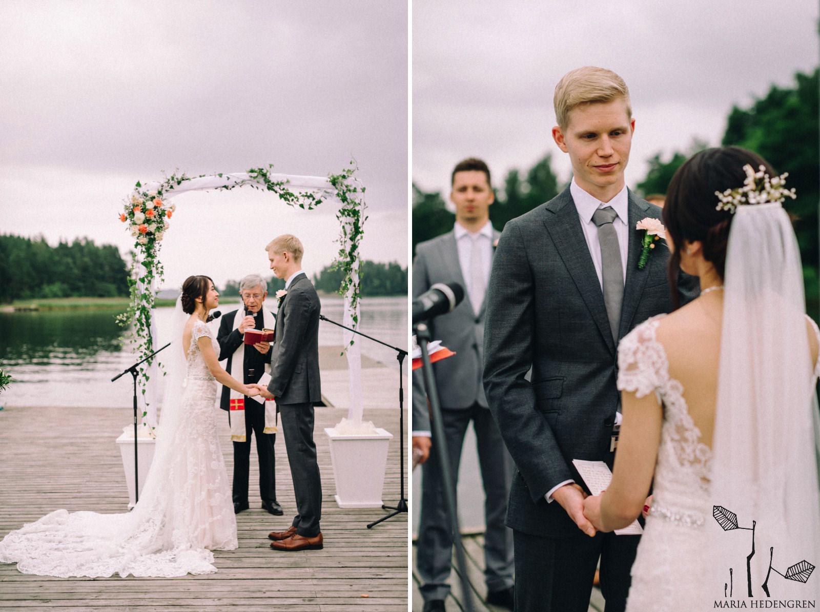 Finnish Vietnamese wedding