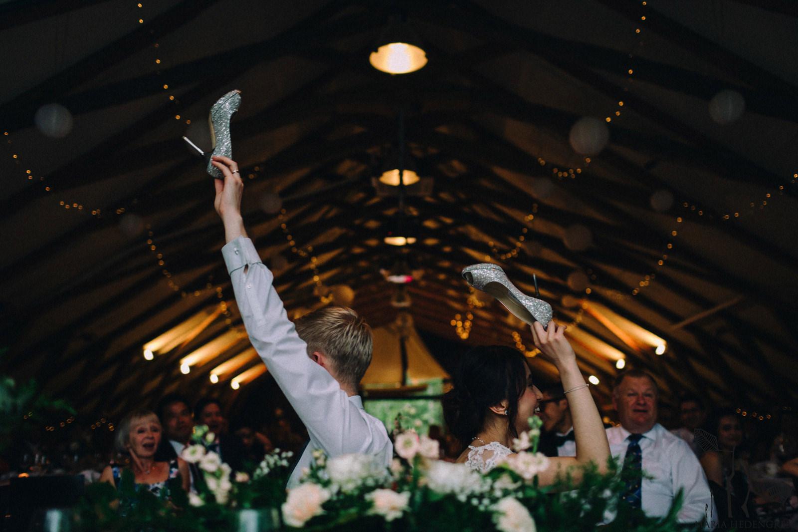 barn wedding Finland