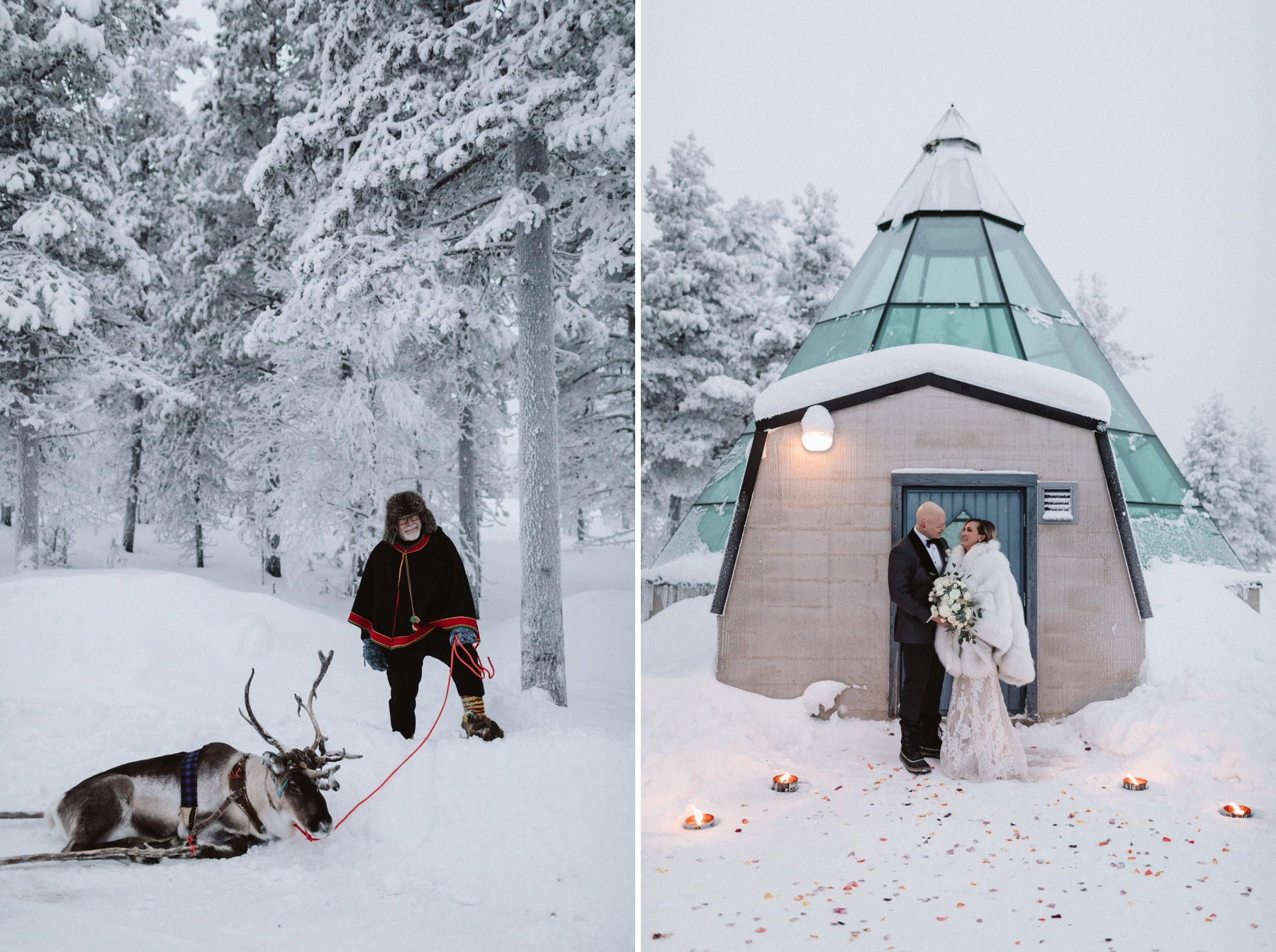 Lapland wedding venue