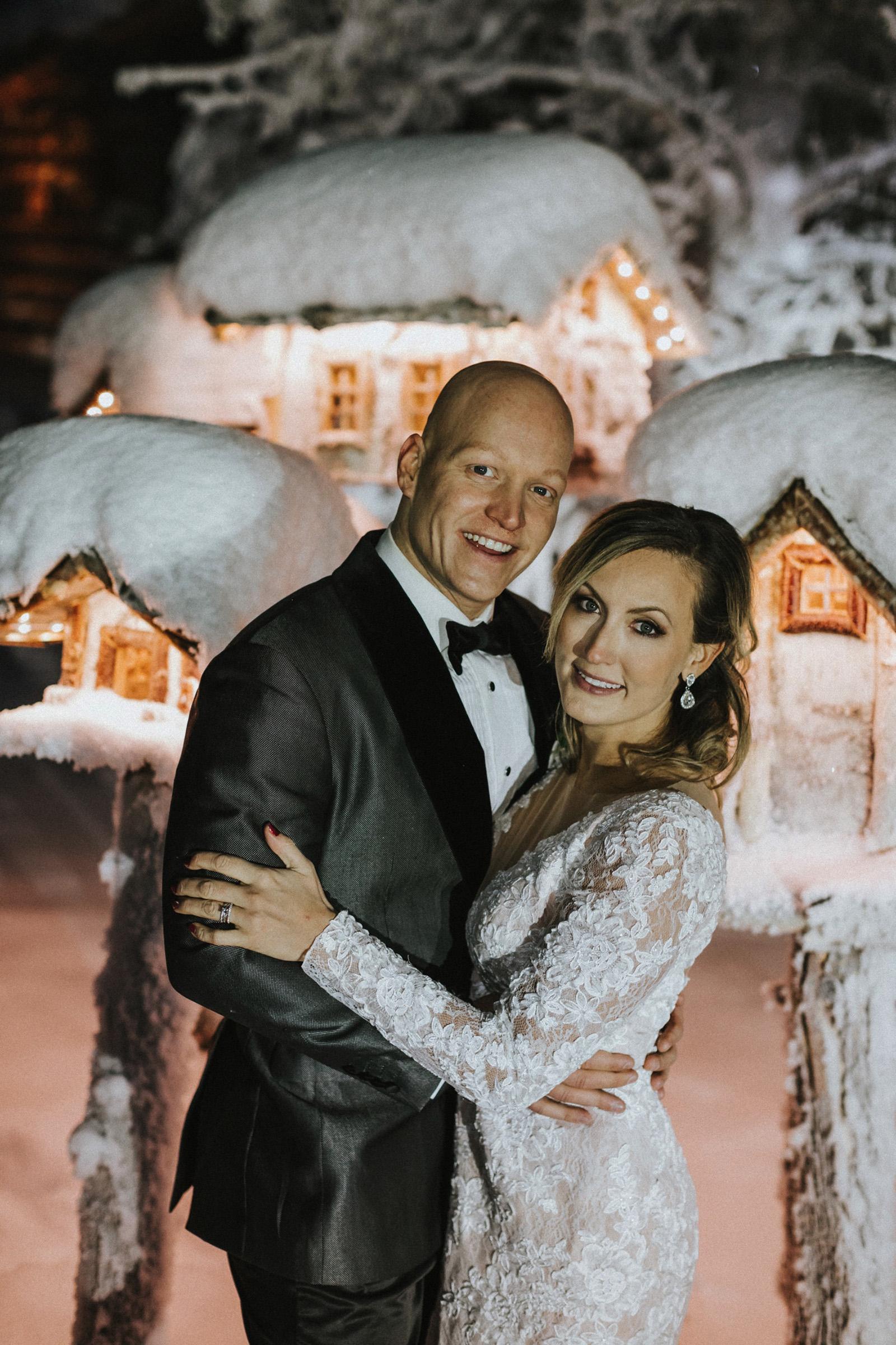 adventure elopement Lapland