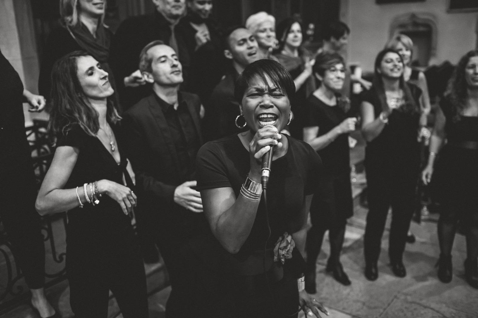 gospel choire