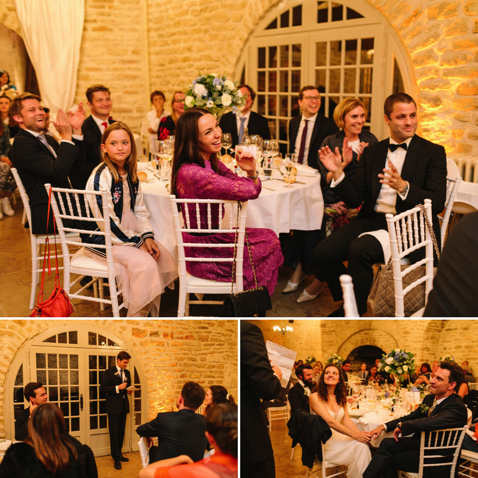 Santenay wedding