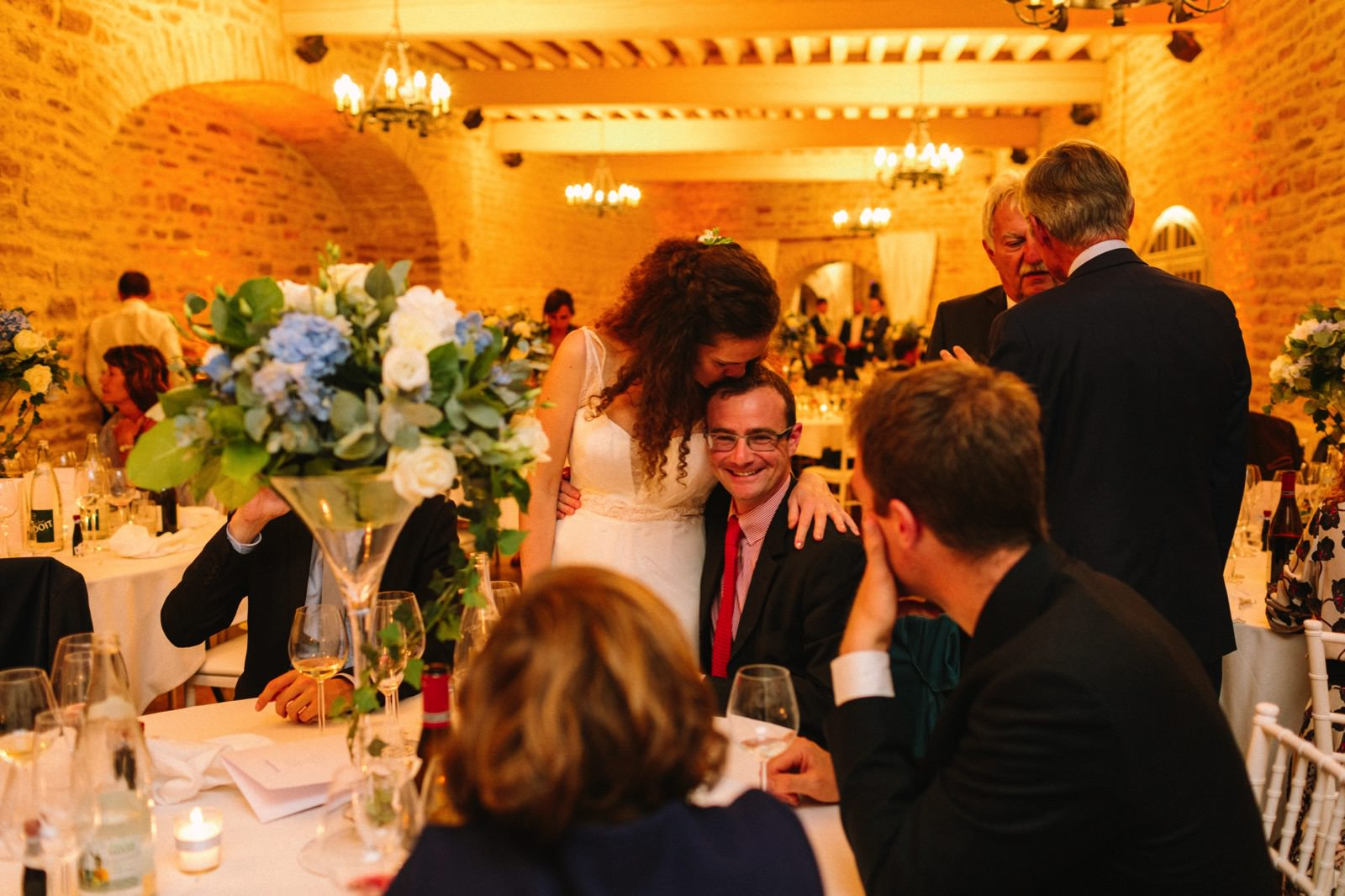 French wedding in Burgundy
