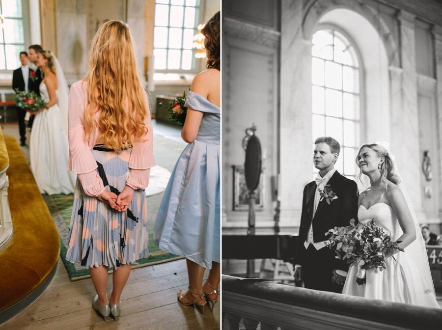 bröllop i vaxholm
