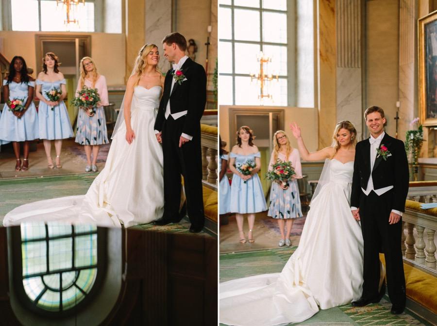bröllop vaxholms kyrka