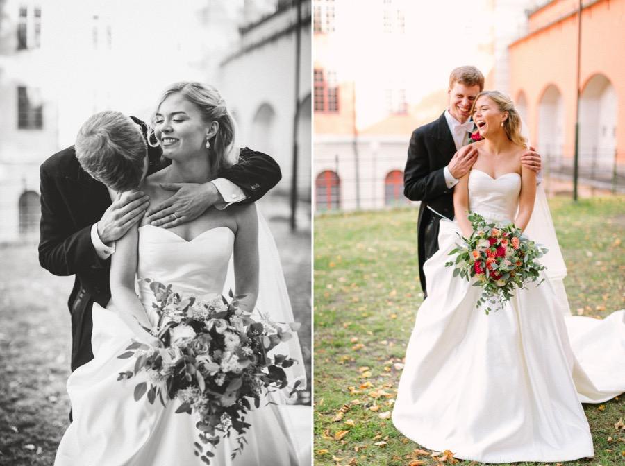 vaxholms kastell bröllop