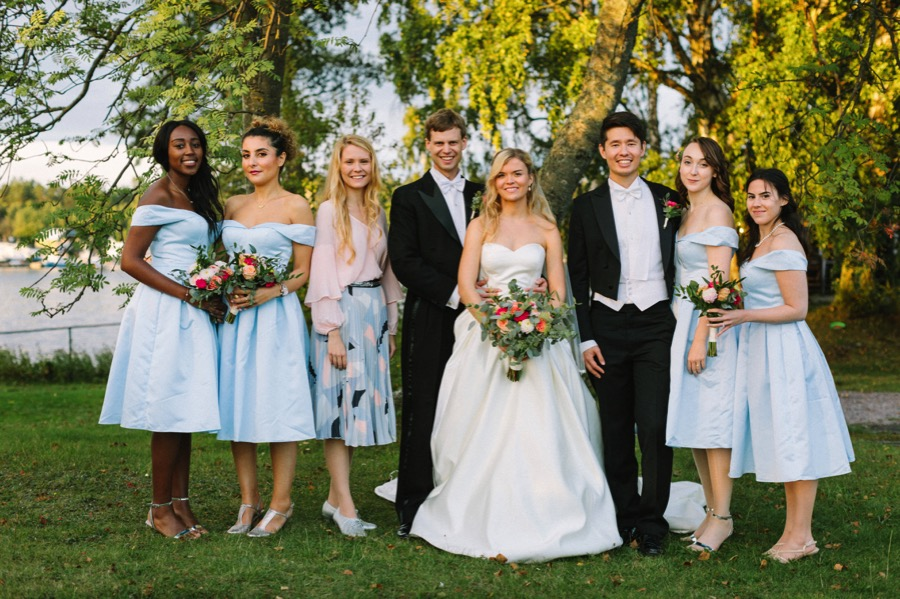 badholmen bröllop