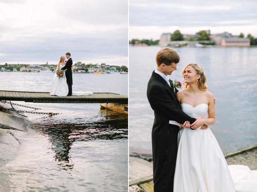 bröllopsfest vaxholms kastell