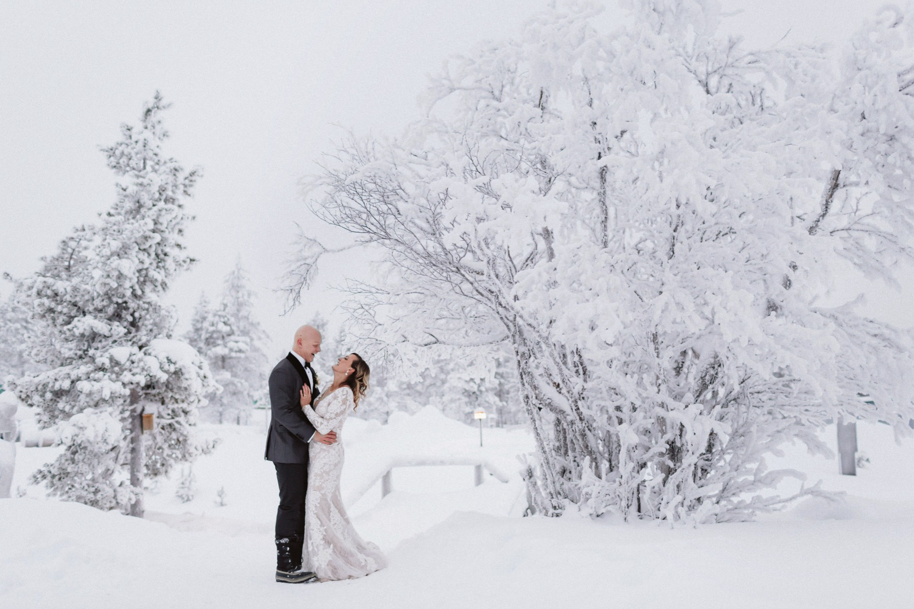 lapland wedding