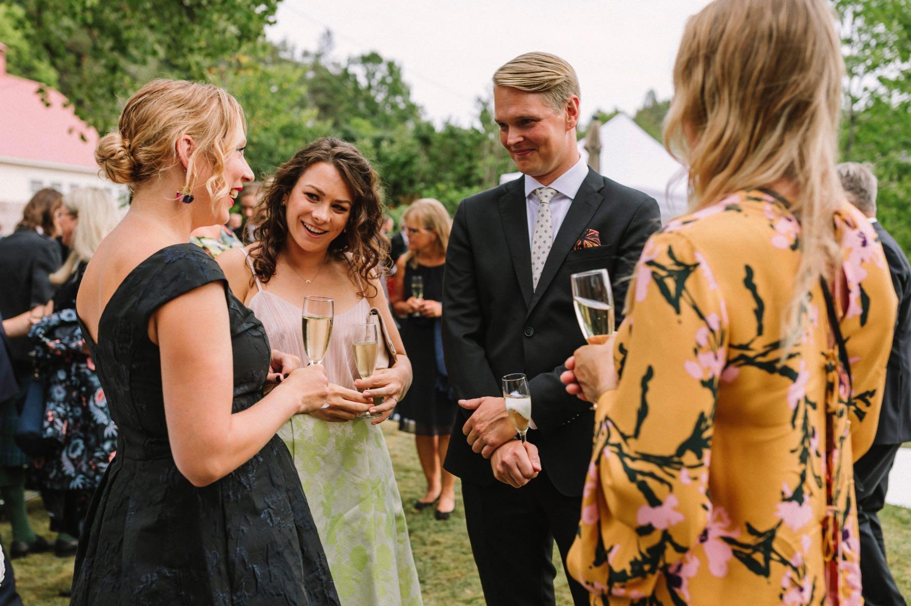 wedding in Finland
