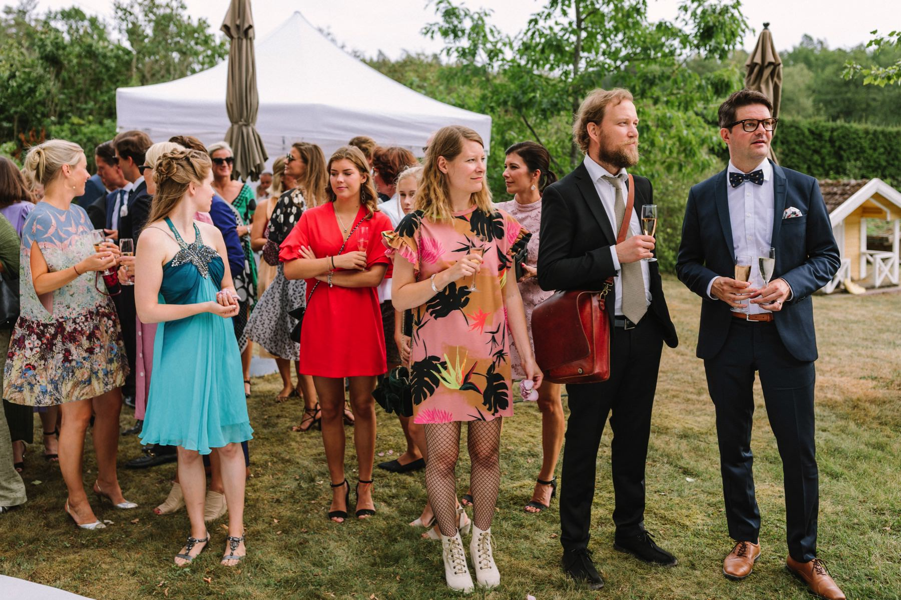Finnish wedding