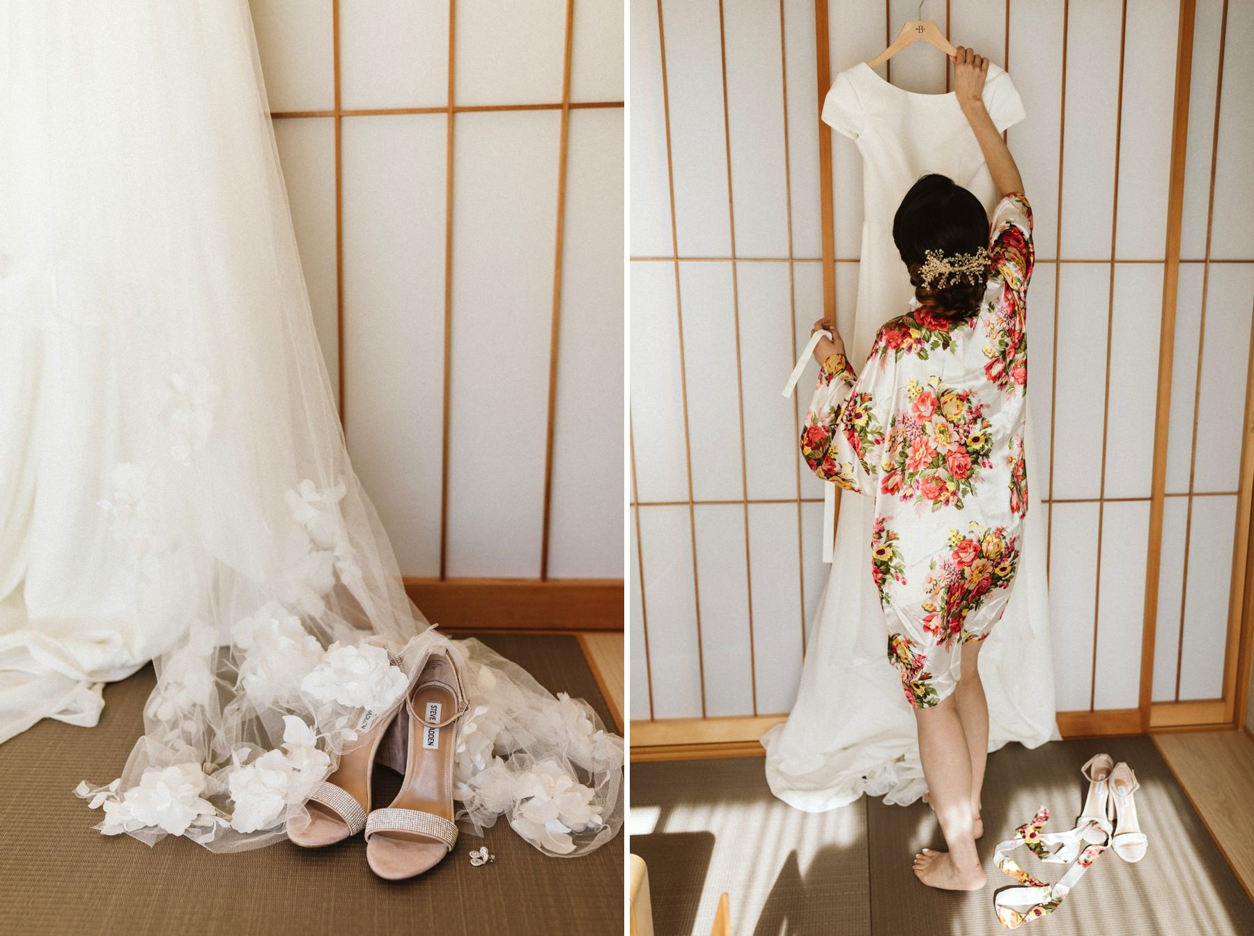 architect wedding Japan