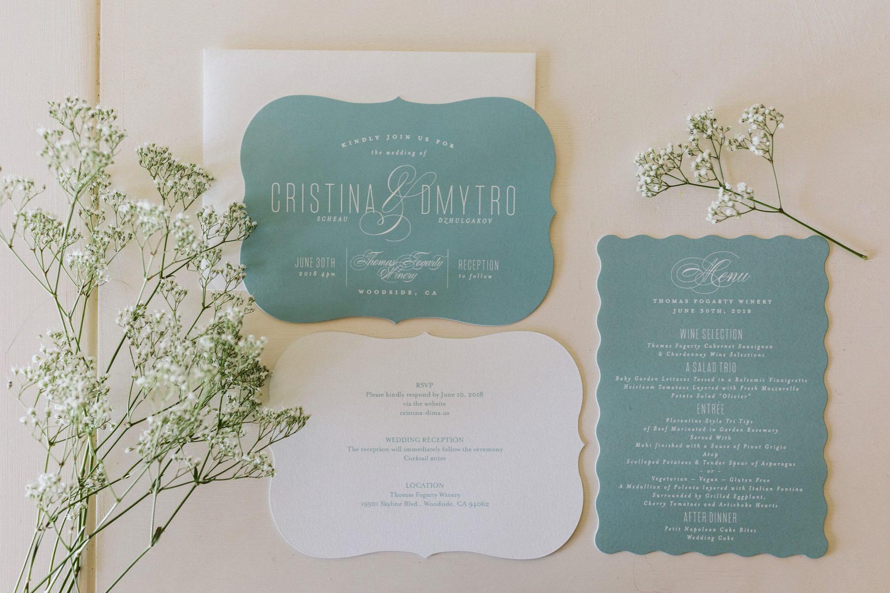 Palo Alto wedding
