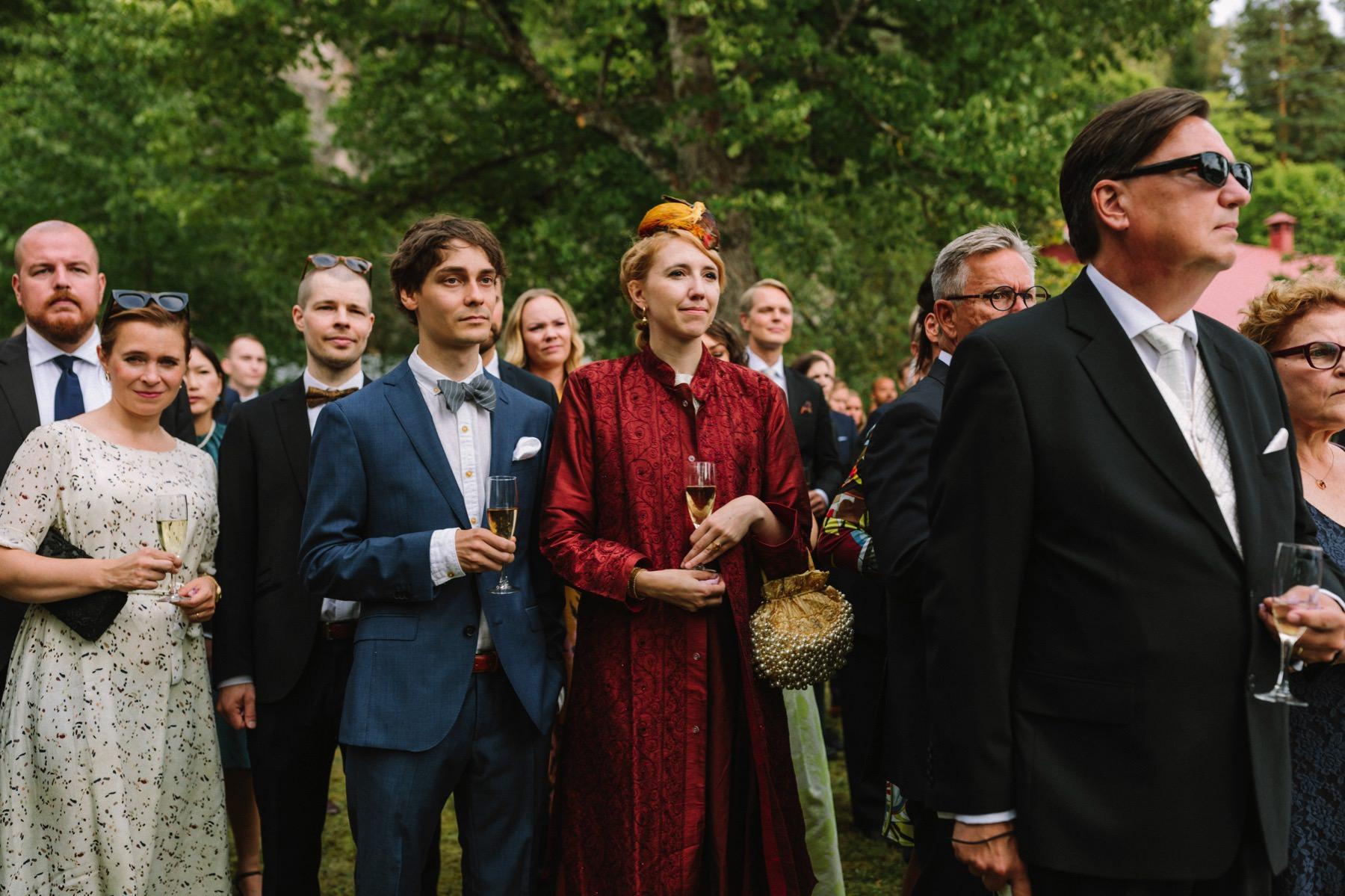 documentary wedding photographer Helsinki
