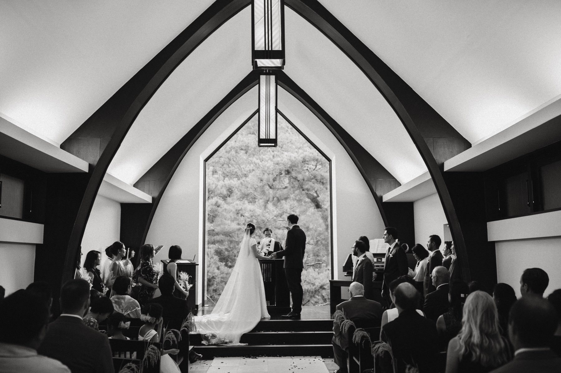 Shozan resort Kyoto chapel wedding