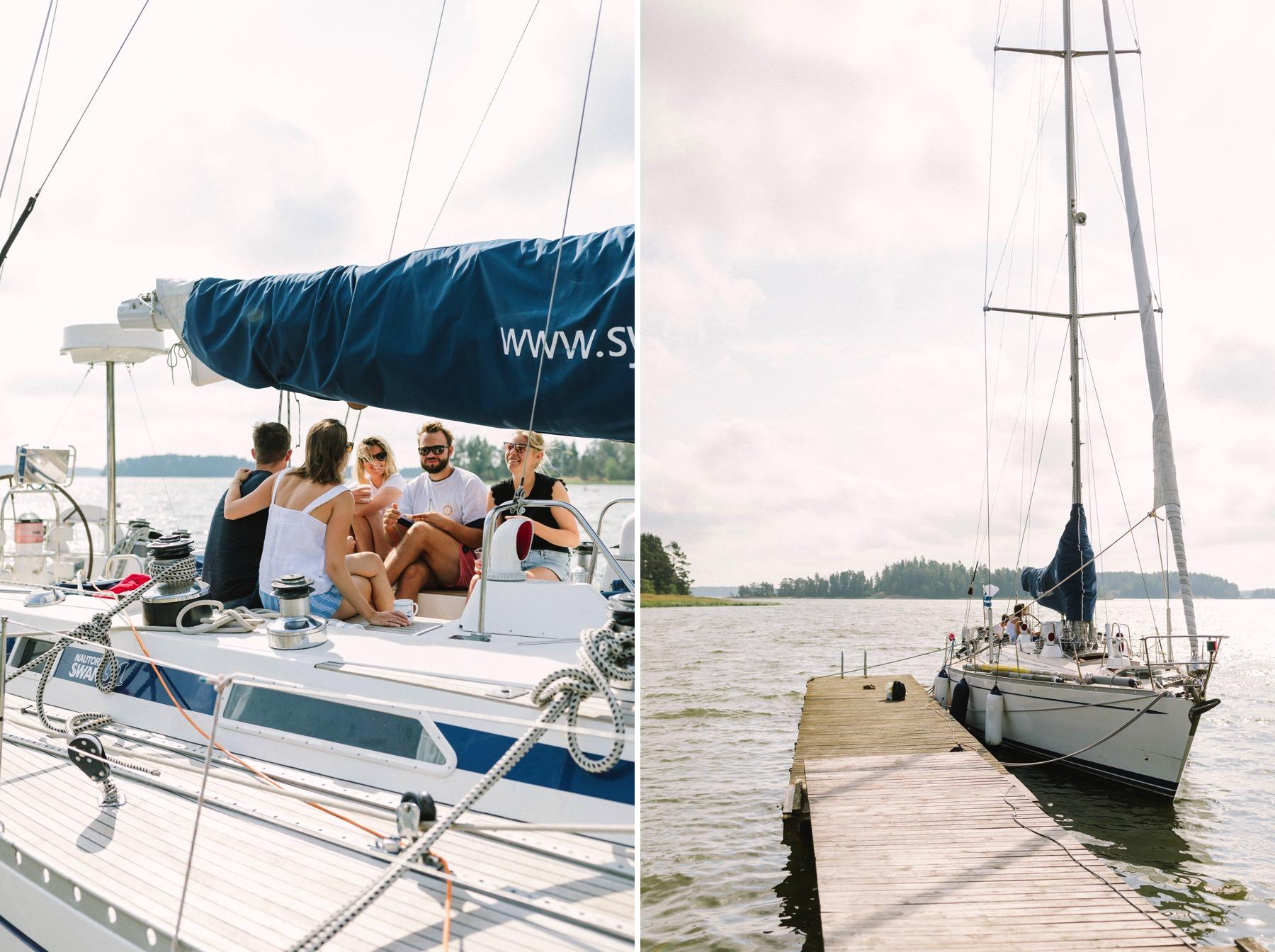 sailing club finland