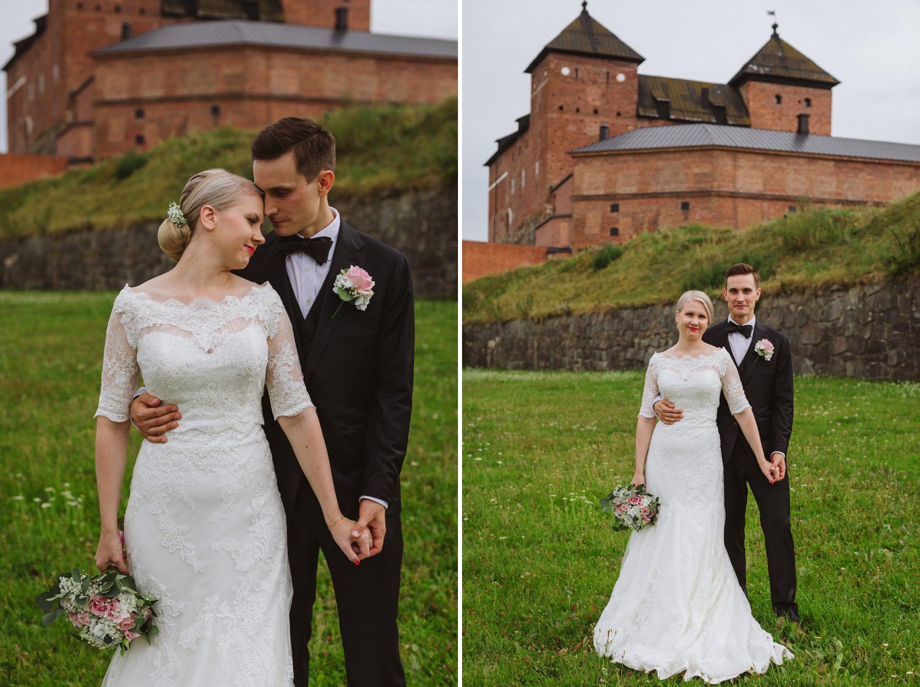 Hämeenlinnassa avioliitto