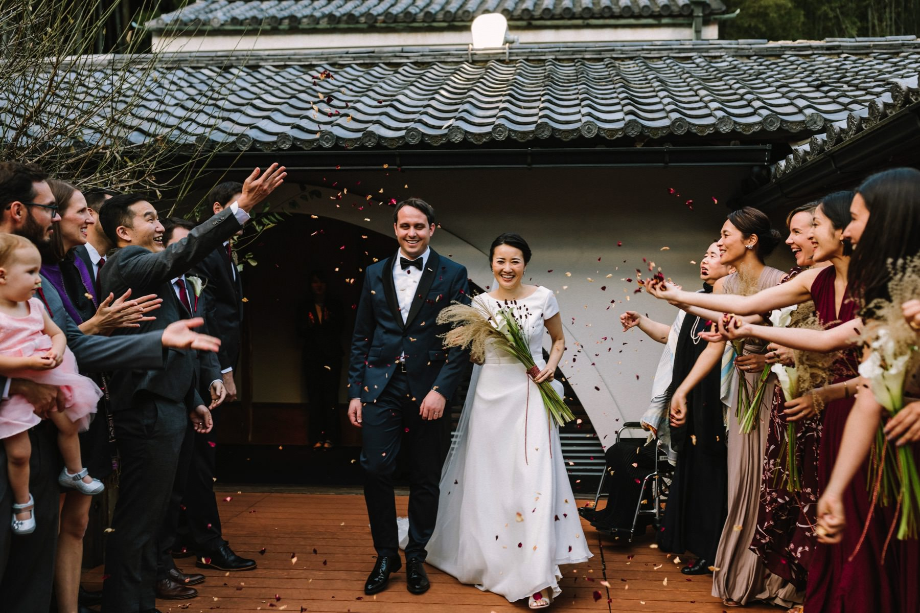 Shozan resort Kyoto wedding